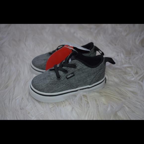 aae5997f34 Toddler boys Vans Atwood slip on sneakers